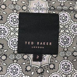 Ted Baker London Jackets & Coats - TED BAKER LONDON Black Blazer Jacket Size 2